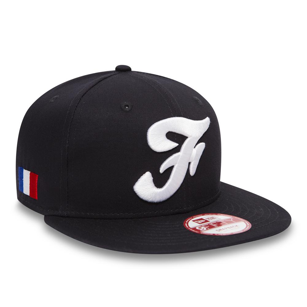 Casquette New Era 9FIFTY FRANCE - Boutique Officielle 528342d1dec2